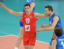 Photo by Piotr Hawalej/Getty Images for FIVB