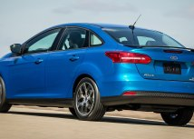 Ford Focus sedan iz 2015. (Foto: Ford promo)