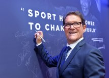 Photo by Christian Alminana/Getty Images for Laureus